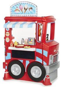 MGA Entertainment food  truck tents