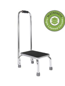 Vaunn   footstools with handle