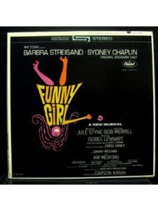 Capitol Records funny girl  broadway musicals
