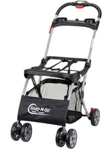 Baby Trend click connect stroller