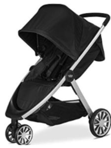 Britax USA - 3 Day Shipping click connect stroller