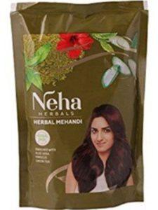 Neha green  henna powders