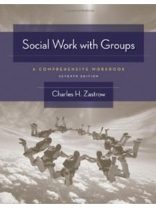 Brooks Cole    group social works