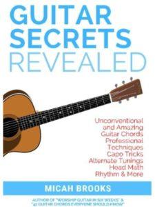 WorshipHeart Publishing    guitar chord techniques