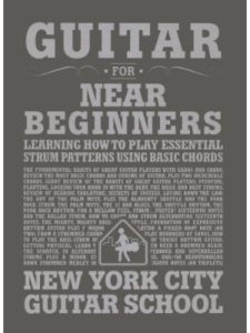 NYC Guitar School    guitar school books