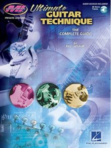 Musicians Institute Press    guitar technique lessons