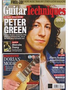 Various    guitar technique magazines