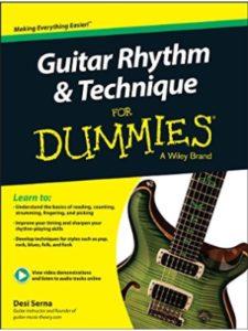 For Dummies hammer  guitar techniques