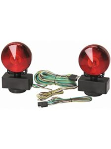 Haul Master magnetic tow lights