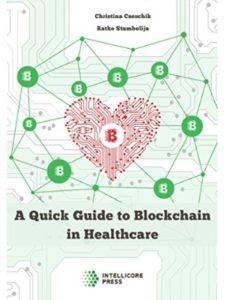 Intellicore Press healthcare  blockchain technologies