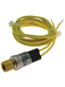 Ruud heat pump  low pressure switches