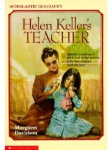 Scholastic    helen keller teachers