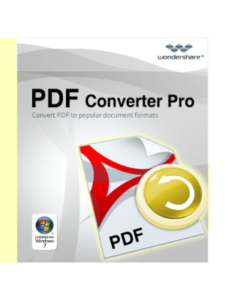 Wondershare Software, LLC high quality  pdf converters