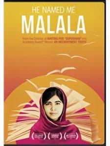 20th Century FOX Home Entertainment malala yousafzai