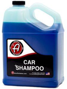 Adam's Polishes homemade vinegar  car wash soaps