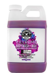 Chemical Guys homemade vinegar  car wash soaps