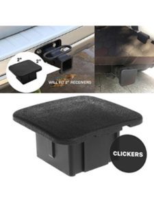 CLICKERS trailer hitch cover