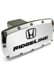 Elite trailer hitch cover