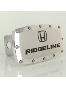 Honda trailer hitch cover