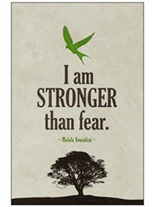 Poster Foundry image  malala yousafzais