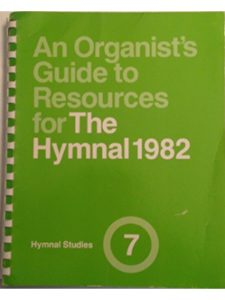 Church Hymnal Corp index  hymnal 1982S