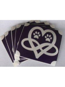 BHD Vinyls infinity  tattoo stencils
