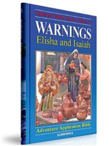 Scandinavia Publishing isaiah  bible stories