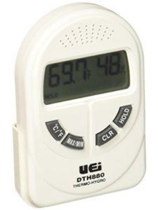 UEi Test Instruments ist  time zones