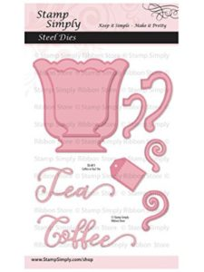 Stamp Simply Clear Stamps java  office words