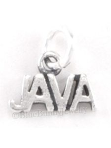Wholesale Charms java  office words