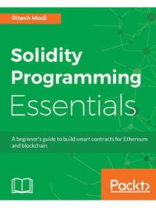Packt Publishing javascript  smart contracts