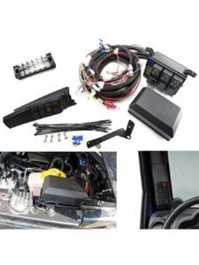 Hiapix jeep jk  relay boxes