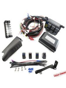 Tejera LLC jeep jk  relay boxes