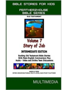 SeaAnn Publishing Group    job bible stories