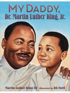 Amistad jr family  martin luther kings