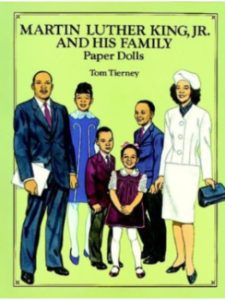 Dover Publications jr family  martin luther kings