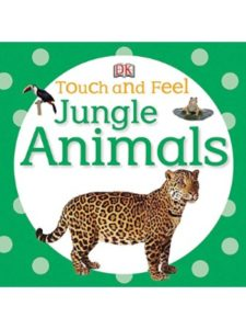 DK Children jungle  photicular books
