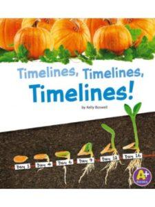 Capstone Press kindergarten  timelines