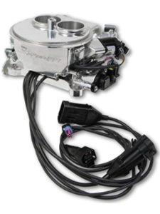 Holley kit  efi throttle bodies