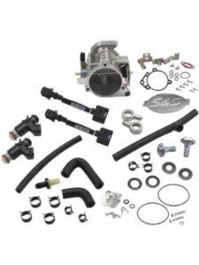 S&S Cycle kit  efi throttle bodies