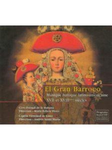 Jade Records    latin american baroque musics