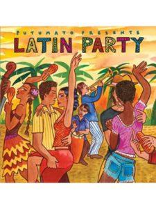 Putumayo World Music     latin american party musics