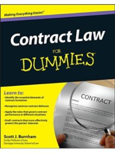 For Dummies law  smart contracts
