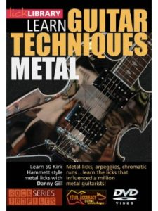 Hal Leonard    learn guitar techniques