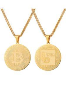 U7 Jewelry length  bitcoin blockchains
