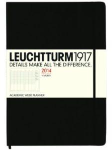Leuchtturm Albenverlag GmbH & Co. KG 18 month planner