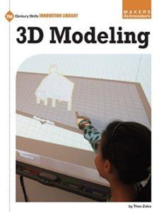Cherry Lake Publishing library  3d modelings