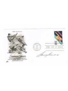 Postmarked from Los Angeles, CA, on May 4, 1984. summer olympics
