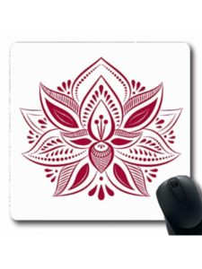VivYES lotus flower  henna designs