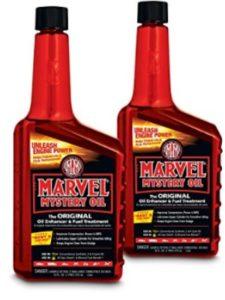 Marvel Mystery Oil engine flush